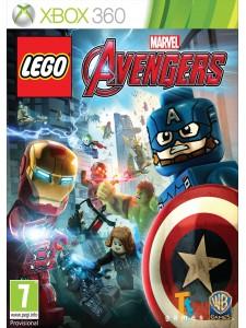 X360 LEGO MARVEL AVENGERS