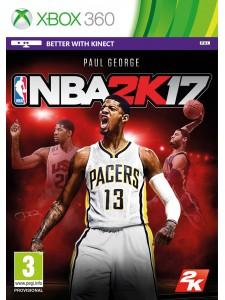 X360 NBA 2K17