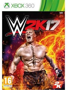 X360 WWE 2K17