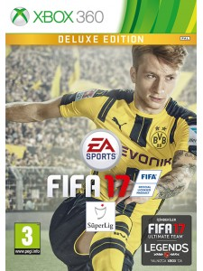 X360 FIFA 17 DELUXE EDITION
