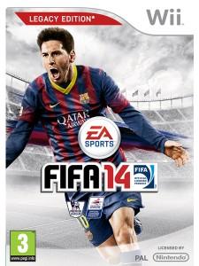 WII FIFA 14