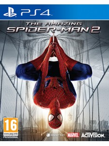 PS4 THE AMAZING SPIDERMAN 2