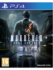 PS4 MURDERED SOUL SUSPECT