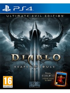 PS4 DIABLO 3 ULTIMATE EVIL EDITION
