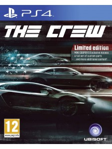 PS4 THE CREW LIMITED ED.