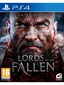 PS4 LORDS OF FALLEN LIMITED ED.