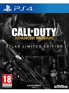 PS4 CALL OF DUTY ADVANCED WARFARE ATLAS LIMITED ED