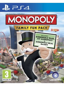 PS4 MONOPOLY FAMILY FUN PACK
