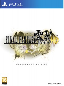 PS4 FINAL FANTASY TYPE 0 HD COLLECTORS EDT