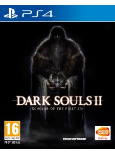 PS4 DARK SOULS 2:SCHOLAR OF THE FIRST SIN