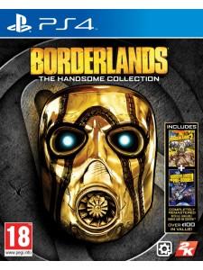 PS4 BORDERLANDS:THE HANDSOME COL.