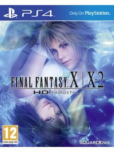 PS4 FINAL FANTASY X X-2 HD REMASTER