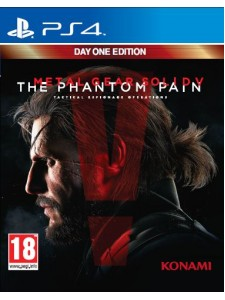 PS4 METAL GEAR SOLID V THE PHANTOM PAIN