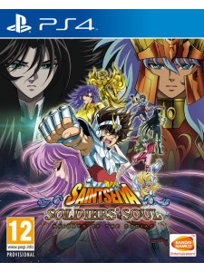 PS4 SAINT SEIYA SOLDIERS SOUL