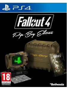 PS4 FALLOUT 4 PIP-BOY EDT.