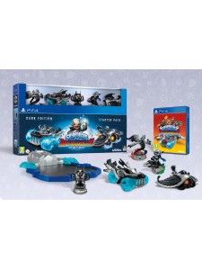 PS4 SKYLANDERS SUPERCHARGERS DARK EDITION