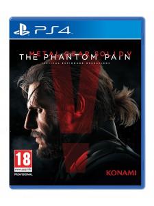 PS4 METAL GEAR SOLID V THE PHANTOM PAIN STD