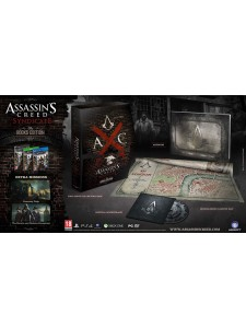 PS4 ASSASSINS CREED SYNDICATE THE ROOKS EDT