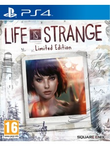 PS4 LIFE IS STRANGE LIMITED EDT.