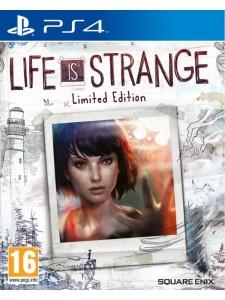 PS4 LIFE IS STRANGE LIMITED EDT.