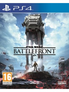 PS4 STAR WARS BATTLEFRONT EA