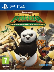 PS4 KUNG FU PANDA:SHOWDOWN OF LEGENDARY LEGENDS
