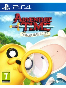 PS4 ADVENTURE TIME:FINN AND JAKE INVESTIGATIONS