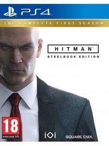 PS4 HITMAN COMPLETE SEASON STEELBOOK EDT.