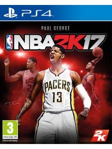 PS4 NBA 2K17