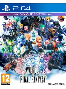 PS4 WORLD OF FINAL FANTASY