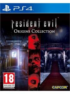 PS4 RESIDENT EVIL:ORIGINS