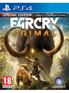 PS4 FAR CRY PRIMAL SPECIAL EDITION