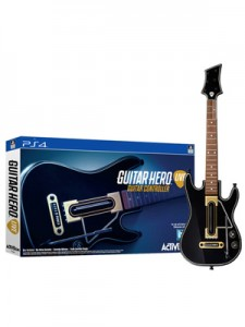 PS4 GUITAR HERO LIVE STANDALONE / TEK GITAR