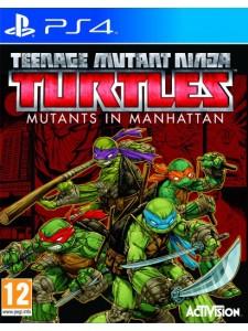 PS4 TEENAGE MUTANT NINJA TURTLES: MUTANTS IN MANHATTAN