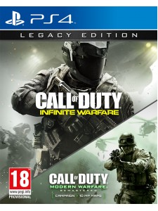 PS4 CALL OF DUTY INFINITE WARFARE LEGACY ED.