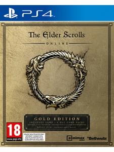 PS4 ELDER SCROLLS ONLINE: GOLD EDITION