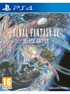 PS4 FINAL FANTASY XV DELUXE EDT.