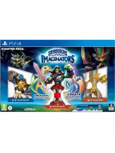 PS4 SKYLANDERS IMAGINATOR STARTER PACK