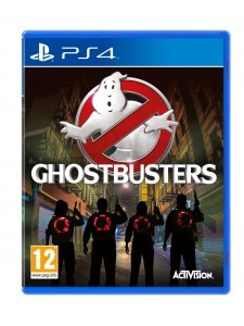 PS4 GHOSTBUSTERS 2016