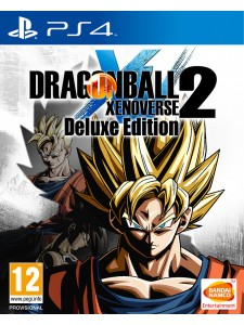 PS4 DRAGON BALL XENOVERSE 2 DELUXE EDT.