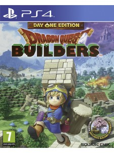 PS4 DRAGON QUEST BUILDERS
