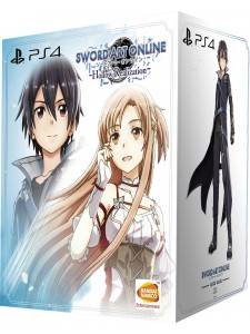 PS4 SWORD ART ONLINE: HOLLOW REALIZATION COLL. EDT