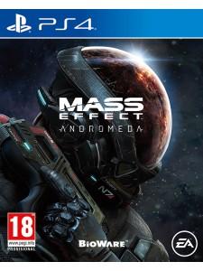PS4 MASS EFFECT ANDROMEDA