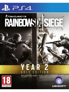 PS4 TOM CLANCY'S RAINBOW SIX SIEGE GOLD 2
