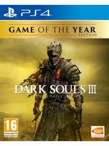 PS4 DARK SOULS III: GOTY