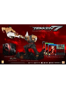 PS4 TEKKEN 7 COLLECTOR EDITION