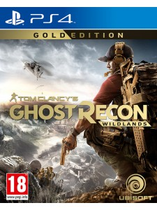 PS4 TOM CLANCY'S GHOST RECON WILDLANDS GOLD