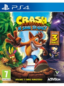 PS4 CRASH BANDICOOT