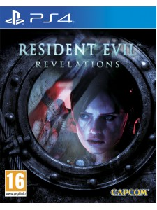 PS4 RESIDENT EVIL: REVELATIONS HD