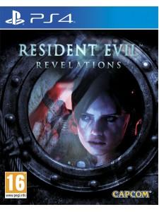 PS4 RESIDENT EVIL: REVELATIONS HD